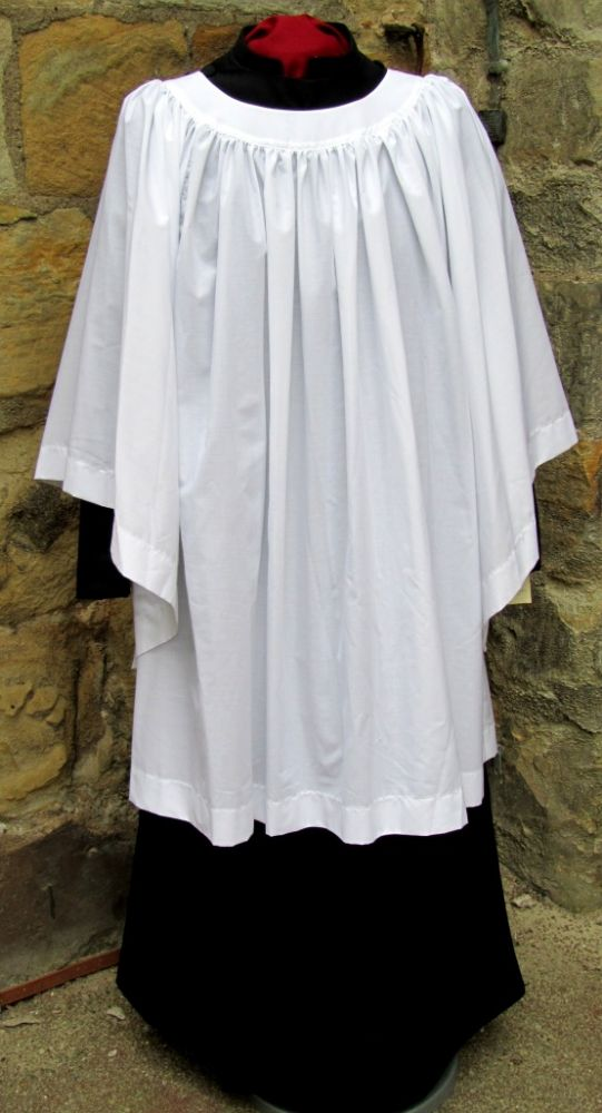 Cassock and Surplice Set